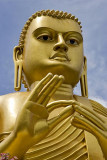 Buddha, Golden Temple in Dambulla