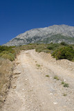 Mountain roads