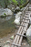 Potami Waterfall area