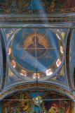 Fresco in Agios Nikolaos Church, Samos Town