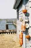 Wall and Dock