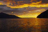 Turnagain Sunset