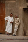 Casual Conversation in Fez