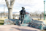 Rex Allen Monument