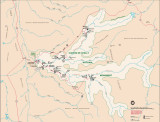 Canyon deChelly Map