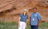 Karsten, Our Navajo Guide