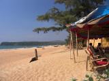 Restaurant  & bar on the beach