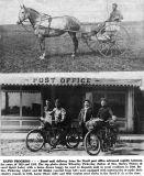Terril Iowa Post Office 1912