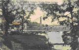 Okoboji Swinging Wagon Bridge 1908