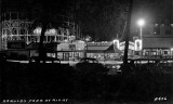 Arnolds Park at Night 1940s