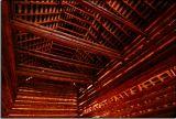 Crib Barn Interior, Foresta