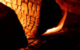 Fireplace, Ahwahnee Hotel