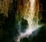 Maelstrom - Bridalview Fall with a Rainbow