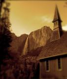 Church of Dreams (Yosemite Chapel)