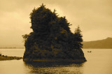 A Dreamscape Near the Mouth of Tillamook Bay, Oregon