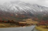 Highway 89, south of Logan, Utah