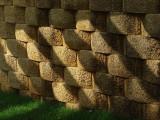 2nd ... Brick Wall at Botanical Garden