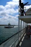 Hateras to Ocracoke ferry