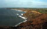 Widemouth Bay overlook
