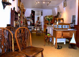 Antique Shop Interior