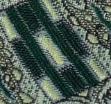 Tie. Fuji 100% Crop