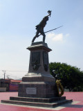 Juan Santamaria Statue