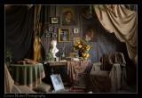 Victorian Artist's Studio Set
