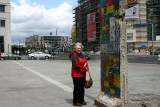 The Wall at Potsdamer Platz