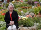 Ann at the Barnyard