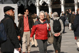 Ann in Venice