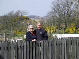 Bob and Ann at Laugavulin