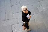 Ann in Cortona