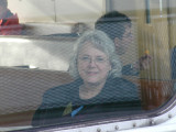 Ann on the Ferry