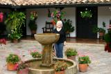 Ann in Villa de Leyva