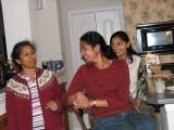Lisa,  Cheema  & Honey