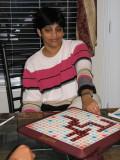 Scrabble champ