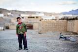 Kyrgyz boy - Tajikistan