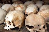 Genocide victims - Phnom Penh