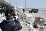 Documenting the occupation - Qalandia checkpoint