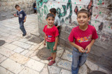 Boys - Jerusalem