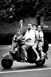 Family ride - Tehran