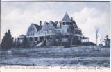 Fanny Davenport's Home - Deluxebury