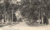 Washington Street - Duxbury in 1906