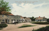 Ford's Store and Boarding House - 1800 - Postmark 1913 from Millbrook