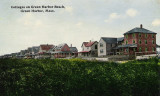 Cottages on Green Harbor Beach