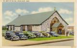 St. Ann's Before the Fire - Postmark 1939