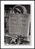 Edgar Allan Poe's Original Burial Place