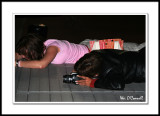 Taking Picture or Sleeping???