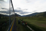 Puno to Cusco by Train