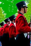 SHS Marching Band.